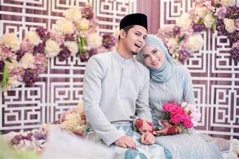 gambar majlis nikah hairul azreen hanis zalikha sensasi selebriti