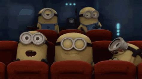 minions imagenes riendo popular minions at the movies gif movie minions