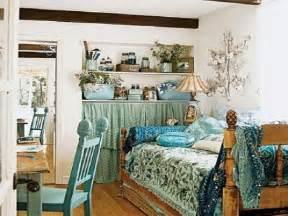blue shabby chic bohemian bedroom bohemian style bedding