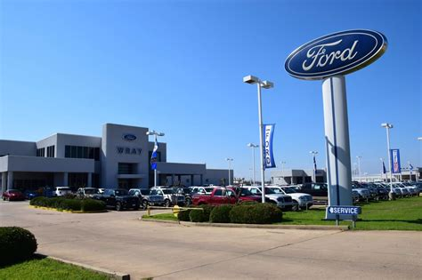 Wray Ford   Auto Parts & Supplies   2851 Benton Rd