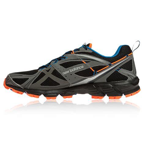 new balance cushioning running shoes new balance mens mt610v3 black cushioned trail running