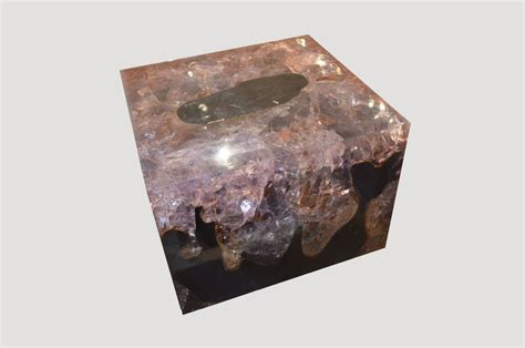 cracked resin coffee table cracked resin coffee table cr145 andrianna shamaris