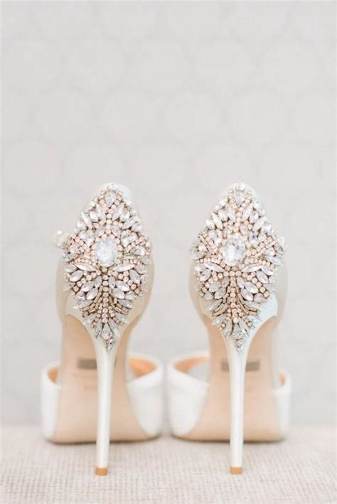 Pretty Wedding Shoes by Shoe 100 Pretty Wedding Shoes From 2517329