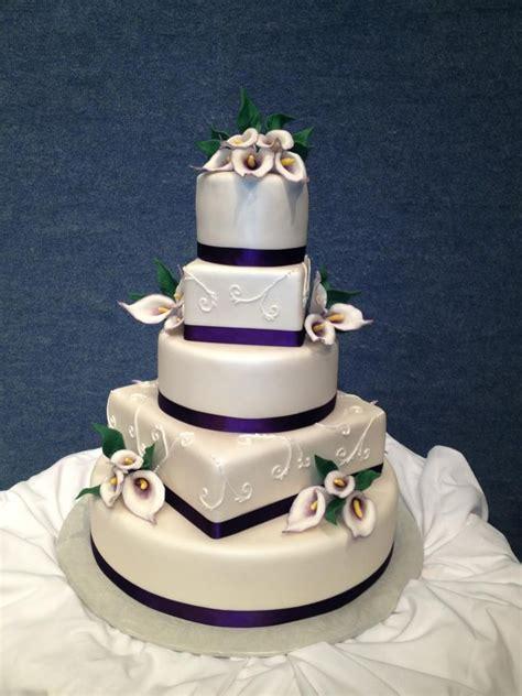 Hochzeitseinladung Calla by Calla Wedding Cake Sugarnslicecakes