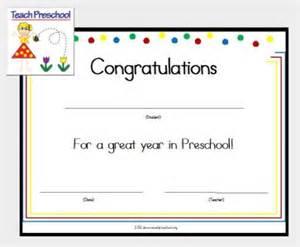 Spot Award Certificate Template by Congratulations Certificate To Print Preschool Day