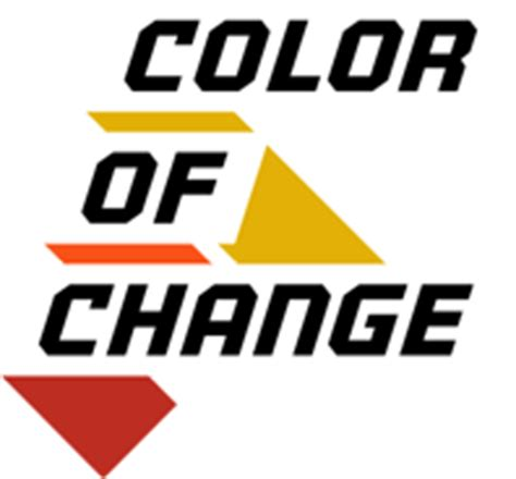 color of change org color of change homepage