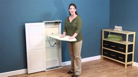 built in ironing board cabinet ironing board cabinet diy www pixshark com images