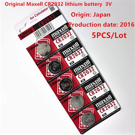 best 2032 battery maxell cr2032 3v battery reviews shopping maxell