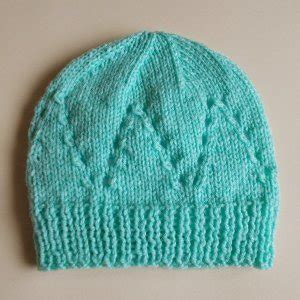 how to knit baby hat sophisticated baby hat allfreeknitting