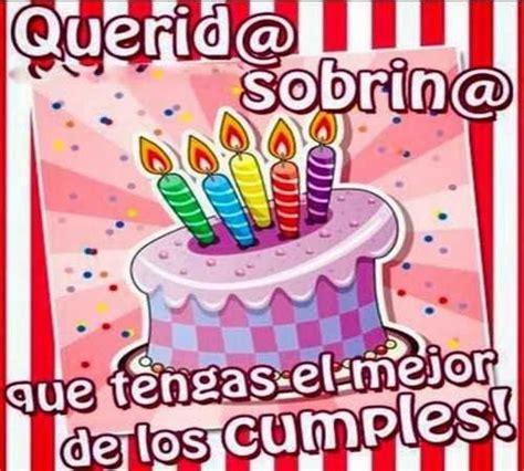 imagenes hermosas de cumpleaños para mi sobrina frases de cumplea 241 os para una sobrina felicitaciones
