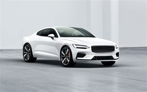 2019 Volvo Polestar by Polestar 1 2019 Hd 4k Wallpaper