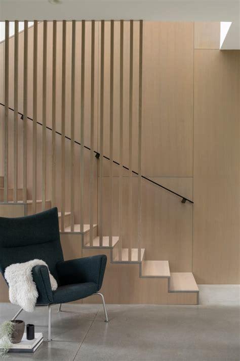 minimalist modern staircase designs   elegant