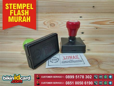 Stempel Murah Flas Bikin Stempel Flash Murah 0899 5178 302