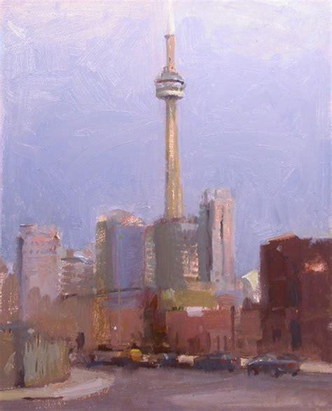 Toronto Artwork by Plein Air Paintings Of Toronto
