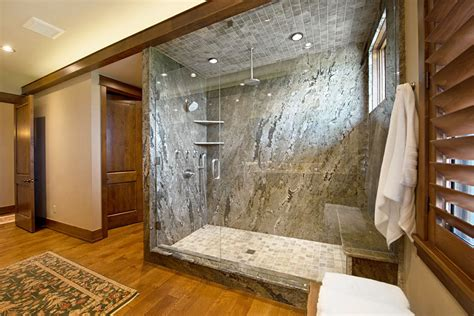 granite bathroom tile 58 luxury walk in showers design ideas designing idea