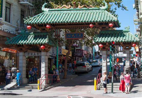 new year in chinatown san francisco chinatown in san francisco california usa