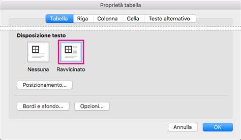 testo la distanza di un controllare la disposizione testo attorno agli oggetti