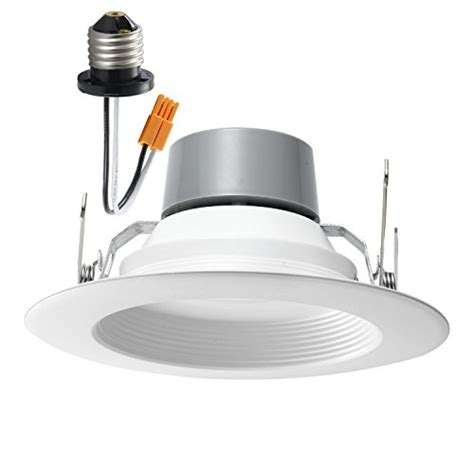6 led recessed lighting 4000k 12 pack 18w 5 quot 6 quot led recessed light with free goof ring
