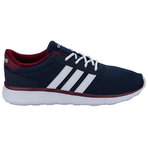 adidas lite racer mens adidas neo lite racer trainers in grey from get the