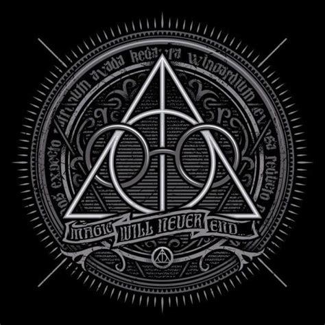 imagenes simbolos de muerte camiseta harry potter s 237 mbolo reliquias de la muerte