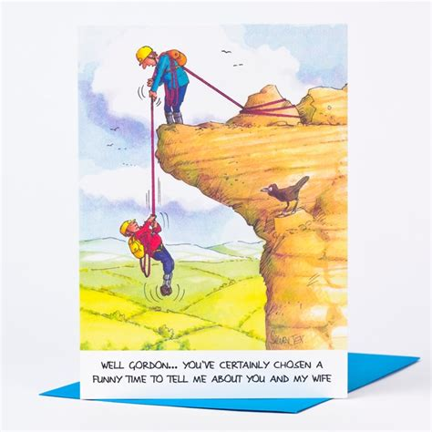 Climbing Birthday Card Birthday Card Rock Climbing Only 163 1 39