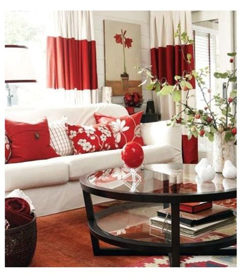 Red And Cream Living Room | red cream living room beautiful ideas pinterest