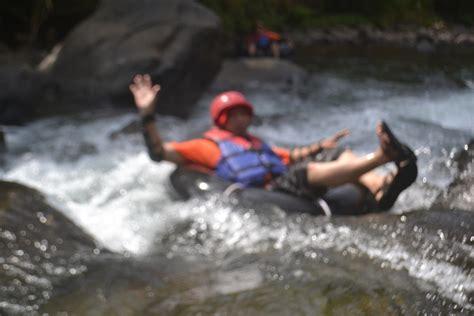 Helm Rafting Panjat kali paingan dan kenangan tubing palontaraq