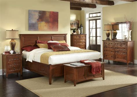 Bedroom Set With Storage Drawers by Bedroom Furniture With Storage Inside Voguish Image