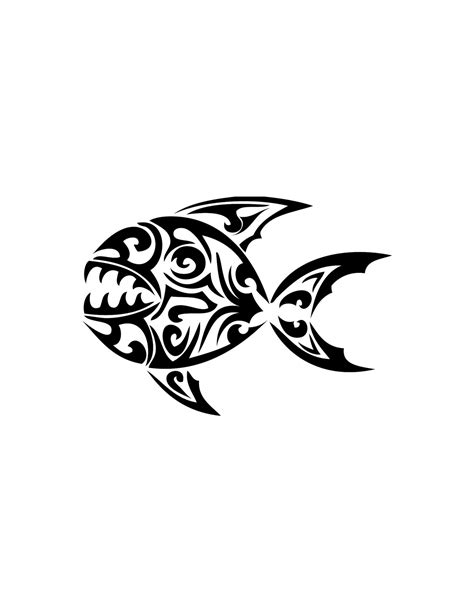 fish tribal tattoos fish tattoos designs ideas and meaning tattoos for you