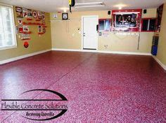 Garage Floor Coating Knoxville Tn Tennessee Decorative Concrete Contractors On