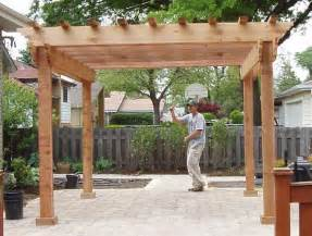 12 X 14 Pergola by 12 X14 Pergola Plans Submited Images