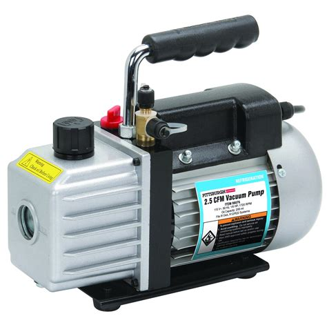 Vaccum Pumps electric vacuum 2 5 cfm