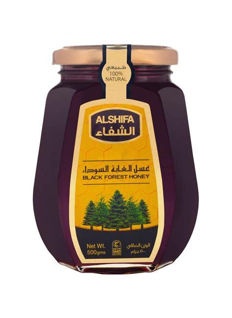 Madu Langnese Forest Honey 500gr 1 al shifa black forest honey btl 500g klikindomaret