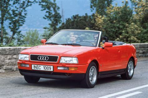 Audi 80 Cabrio Kaufberatung by Kaufberatung Cabrios F 252 R Kleines Geld Ratgeber