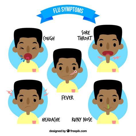 influenza mal di testa sintomi influenzali pacco scaricare vettori gratis