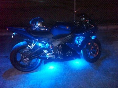 underglow lights for motorcycles motorcycle led underglow wireless 8 strip kit multicolor