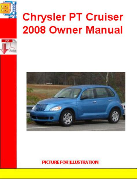 electric and cars manual 2008 chrysler pt cruiser free book repair manuals pt cruiser technical user owners manual pdf autos post