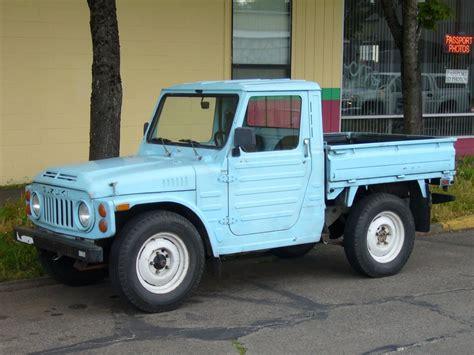suzuki truck cc capsule 1979 suzuki jimny lj80 sj20 truck