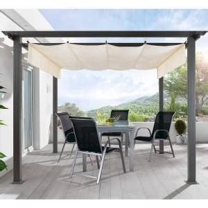 gartenpavillon metall die beliebtesten modelle ᐅ mai 2018 - Pavillon Terrasse Metall
