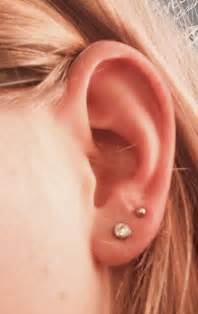 with pierced ears hairstylegalleries