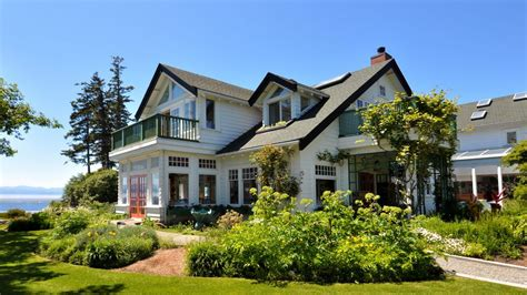 Sooke Harbour House Vancouver Island British Columbia