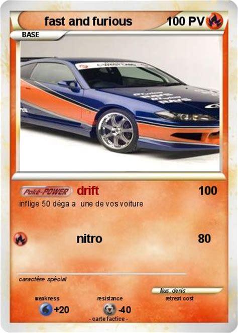 Pok 233 Mon Fast And Furious 11 11 Drift Ma Carte Pok 233 Mon Coloriage De Voiture De Fast And Furious