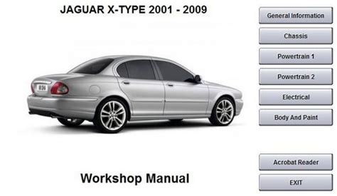 old car manuals online 2001 jaguar s type parental controls 2007 jaguar x type workshop manual free downloads tire