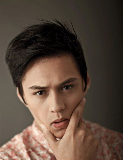 filipino actors hairstyles yes enrique gil is a perfect mix of filipino german