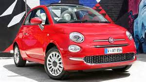 Fiat 500 Convertible Fiat 500 2016 Review Carsguide