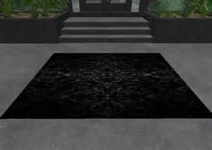 black rug startling grace s elegant black rug