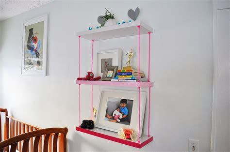hang pictures on wall 60 ways to make diy shelves a part of your home s d 233 cor