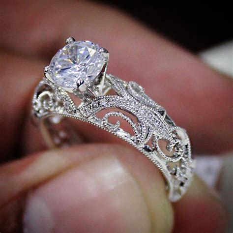 Design Your Dream Wedding Ring | design your dream engagement ring with diamond mansion