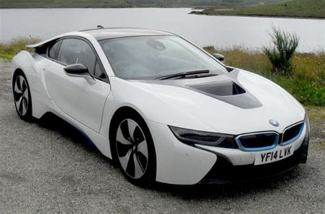 bmw supercar bmw i8 in hybrid it s a supercar jim but not as we
