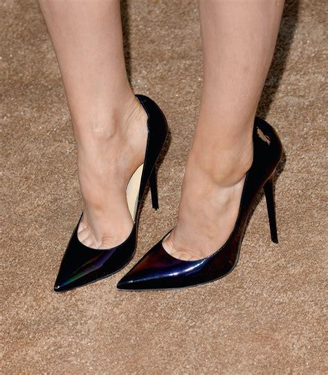 High Heels Original Blackkelly 133 the toe cleavage december 2013